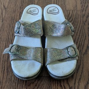 Dansko wedge sandals 39
